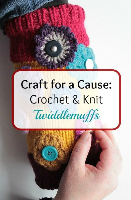 Craft for a Cause: Twiddlemuffs for Sensory Disorders - Itchin\' for ...