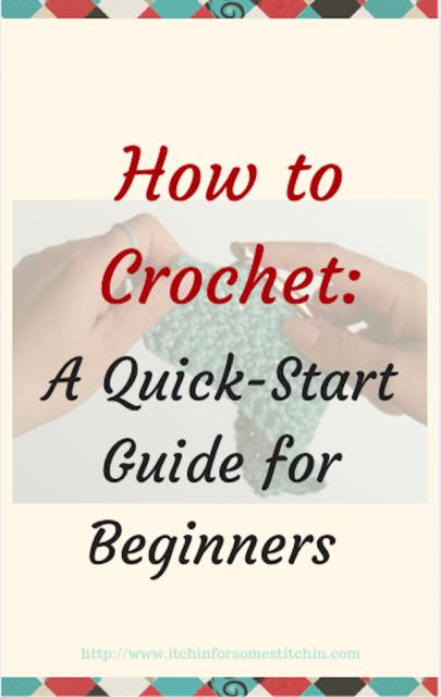 Crochet Basics Quick Start Guide. https://www.itchinforsomestitchin.com