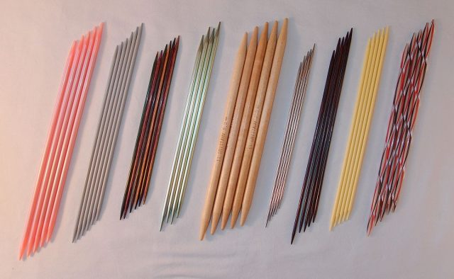 Double-Pointed Knitting Needles. https://www.itchinforsomestitchin.com