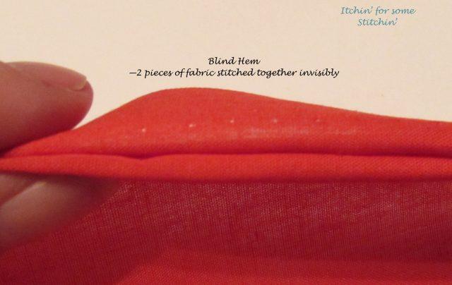 Blind Hem. https://www.itchinforsomestitchin.com