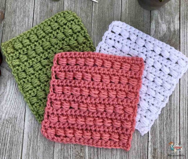 How to Crochet the Bead Stitch by www.itchinforsomestitchin.com