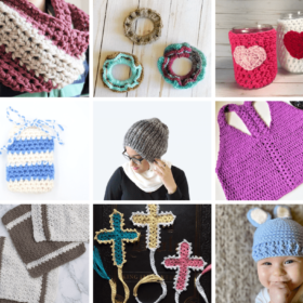 29 Quick Crochet Projects You Can Do in a Weekend Roundup by itchinforsomestitchin.com