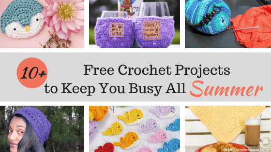 Summer crochet projects