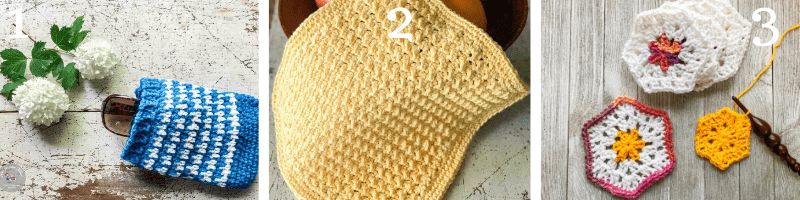 different easy crochet projects