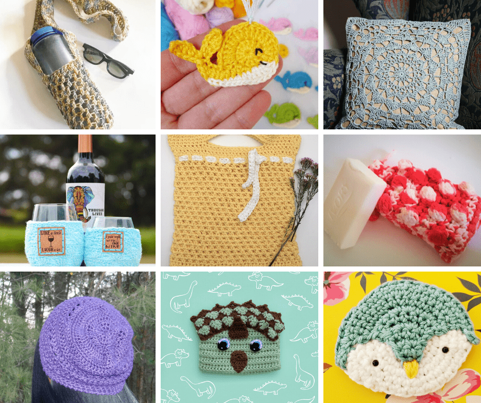 10+ Crochet Projects to Keep You Busy This Summer