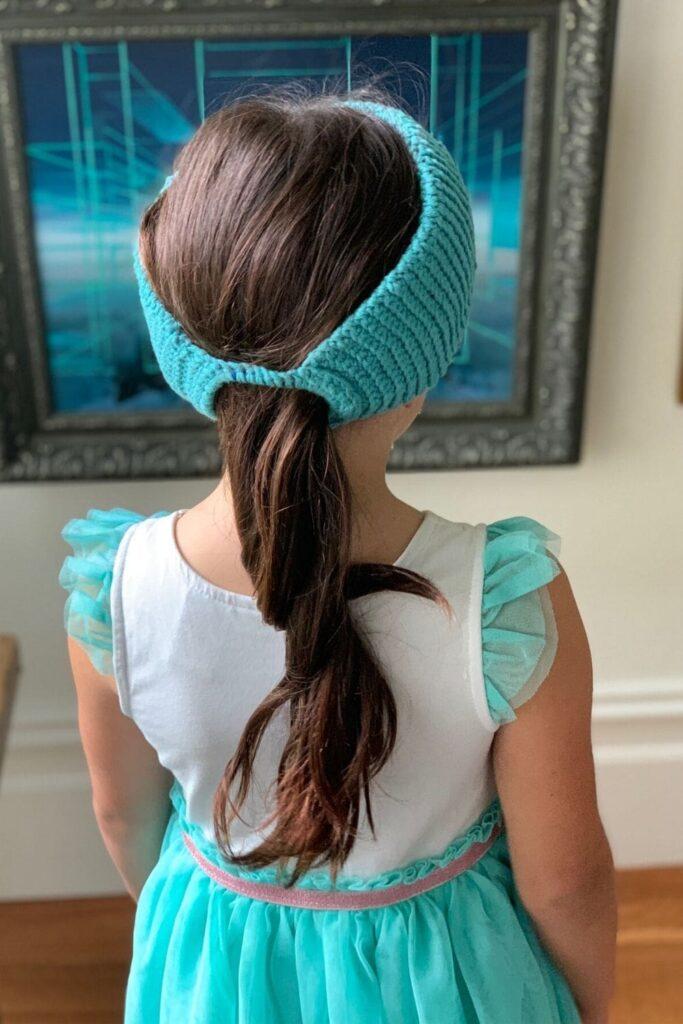 crochet head warmer