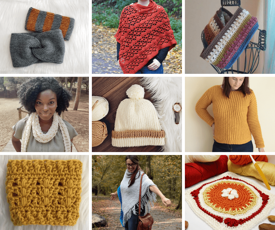 32 Gorgeous Crochet Patterns That'll Make You Fall In Love With Autumn!