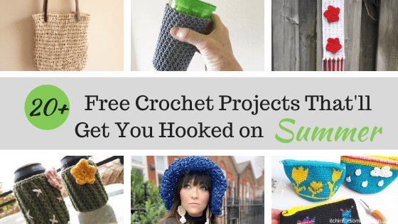free crochet projects by itchinforsomestitchin.com