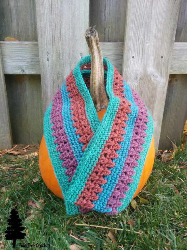 infinity scarfs by itchinforsomestitchin.com