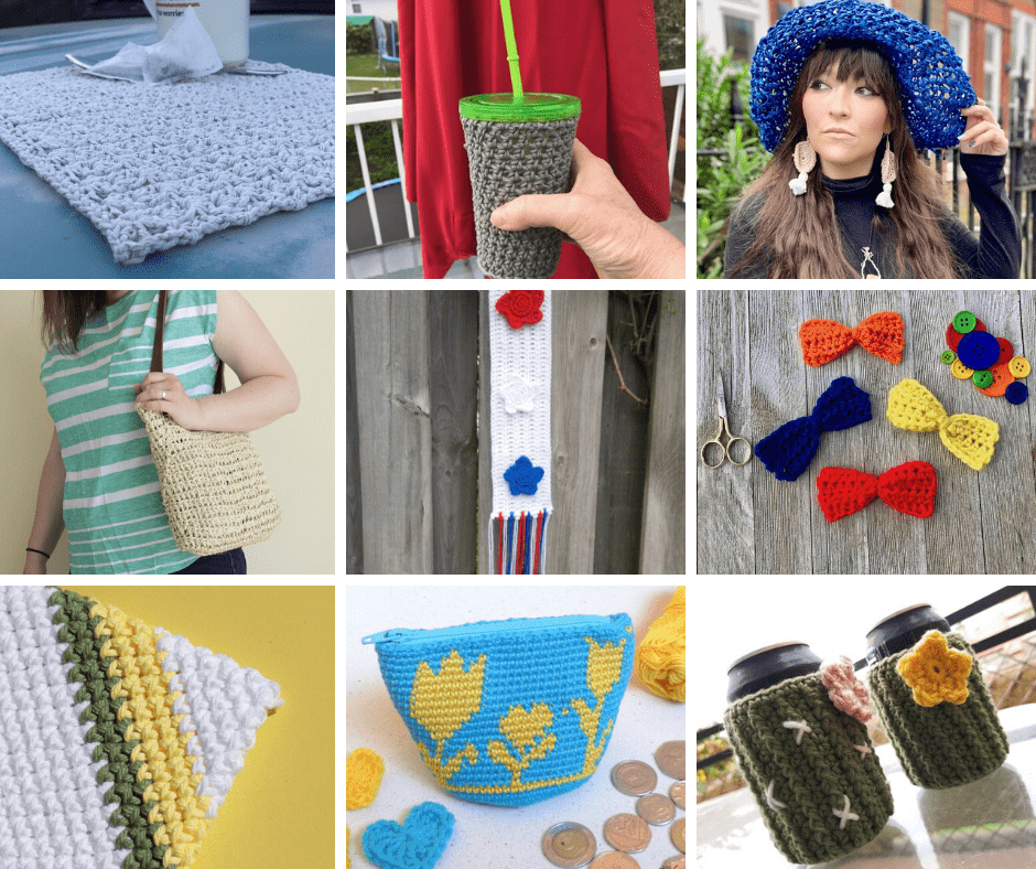 Amazing Crochet Projects That'll Get You Hooked on Summer!