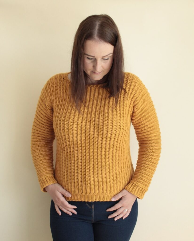 crochet jumpers by itchinforsomestitchin.com