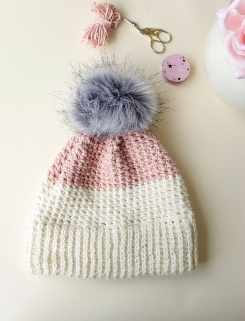 crochet napoly hat