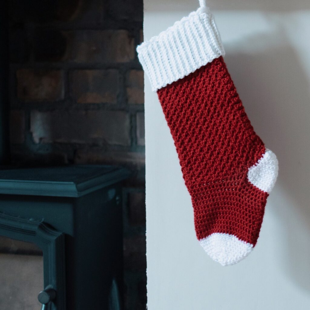 fireside cottage stocking