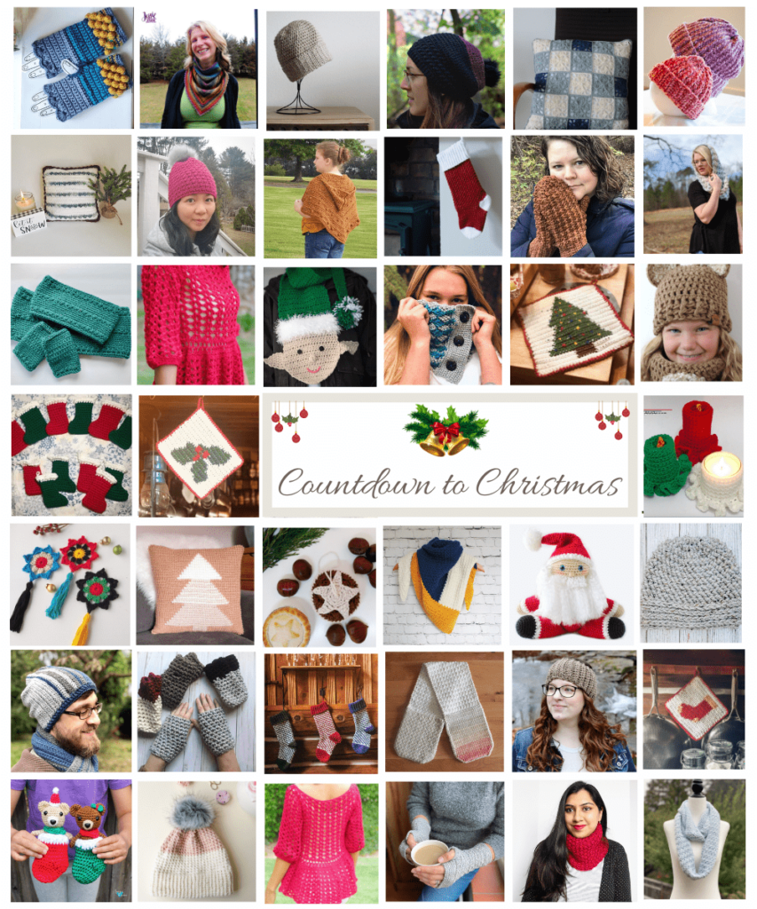 crochet Christmas images