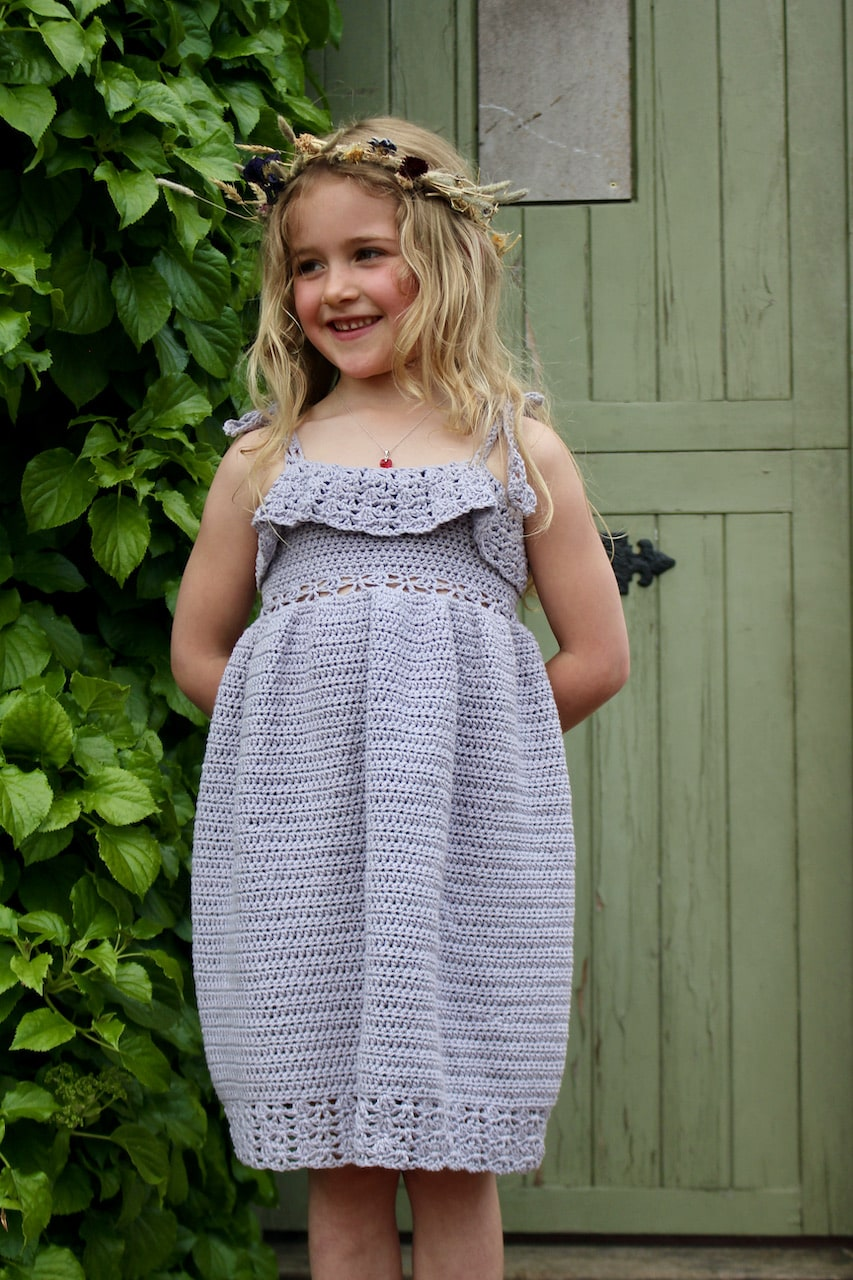 The Lacey Dress by The Moule Hole