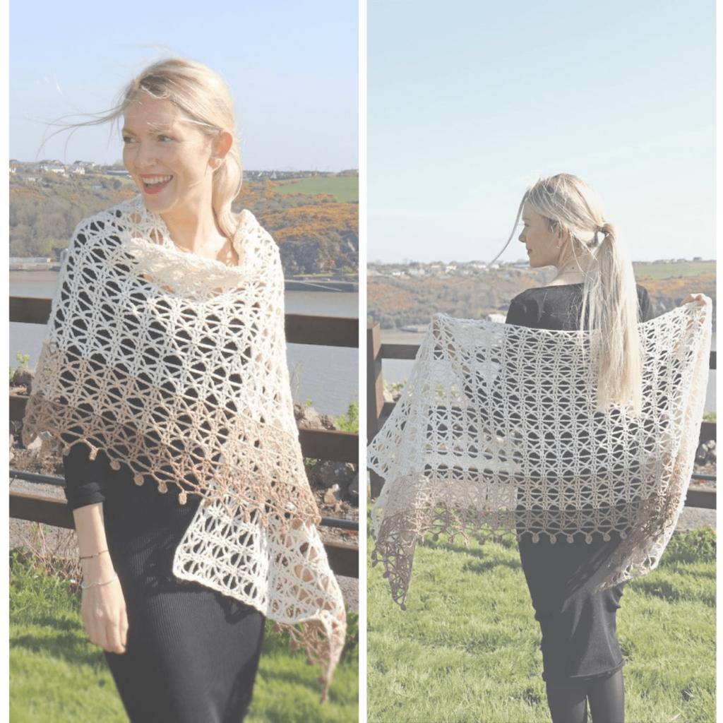 Venetia Wrap by Annie Design Crochet
