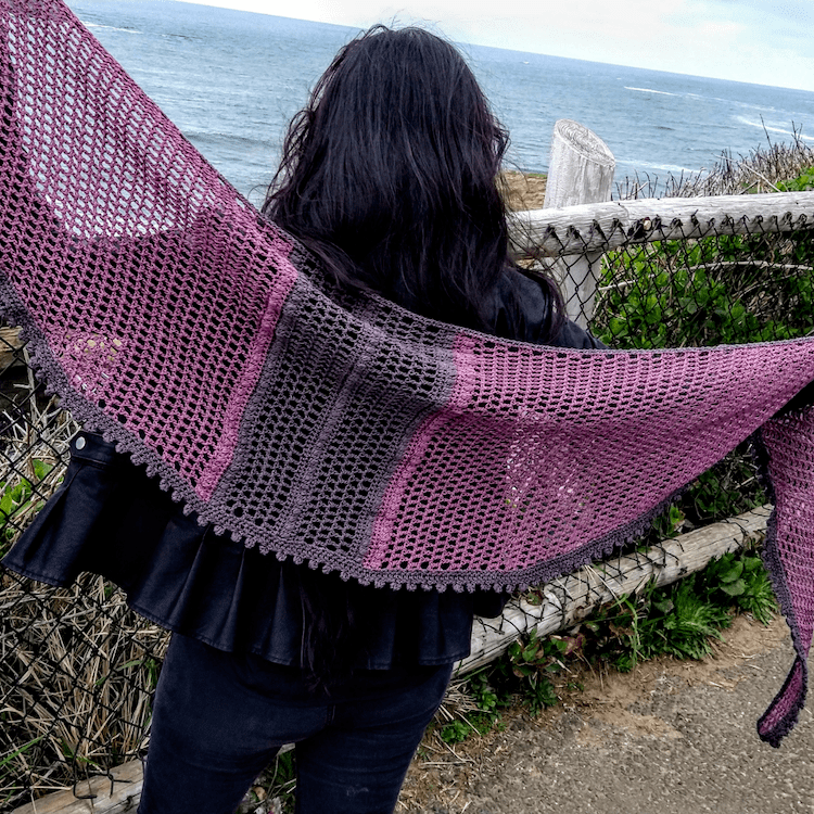 The Maggie-Rose Wrap by Bliss This