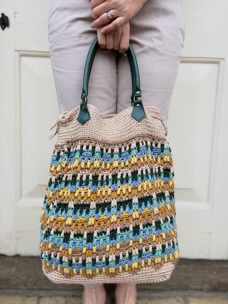 The Hayden Handbag by Hanjan Crochet