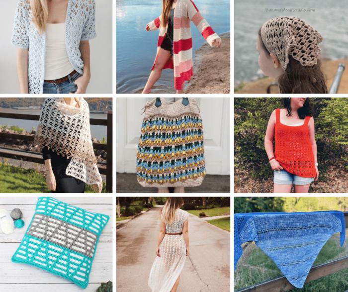 Designer's Favorite Summer Pick blog hop collage