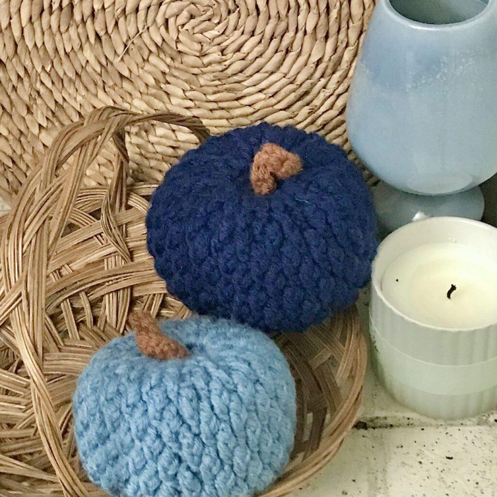 Cozy Alpine Pumpkins by Juniper and Oakes