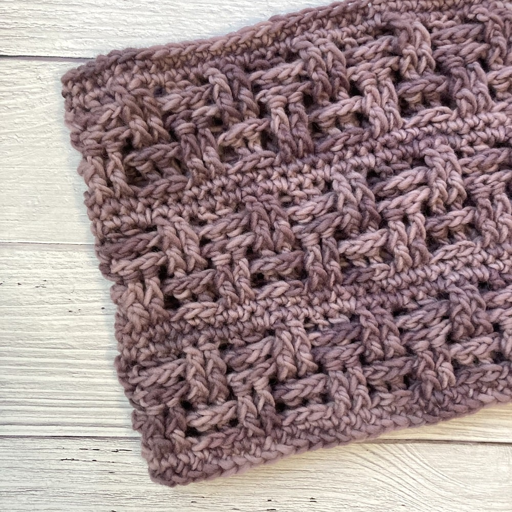 The Cloudy Day Crochet Cowl by Simply Hooked by Janet